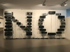 "Installation sonore ""No Saying Yes"" - Rui Toscano"
