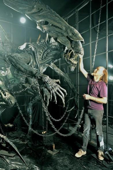 Alien © Musée Miniature et Cinéma de Lyon