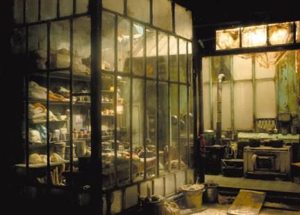 Le relais Ronan, Jim Sevellec © Musée Miniature et Cinéma de Lyon