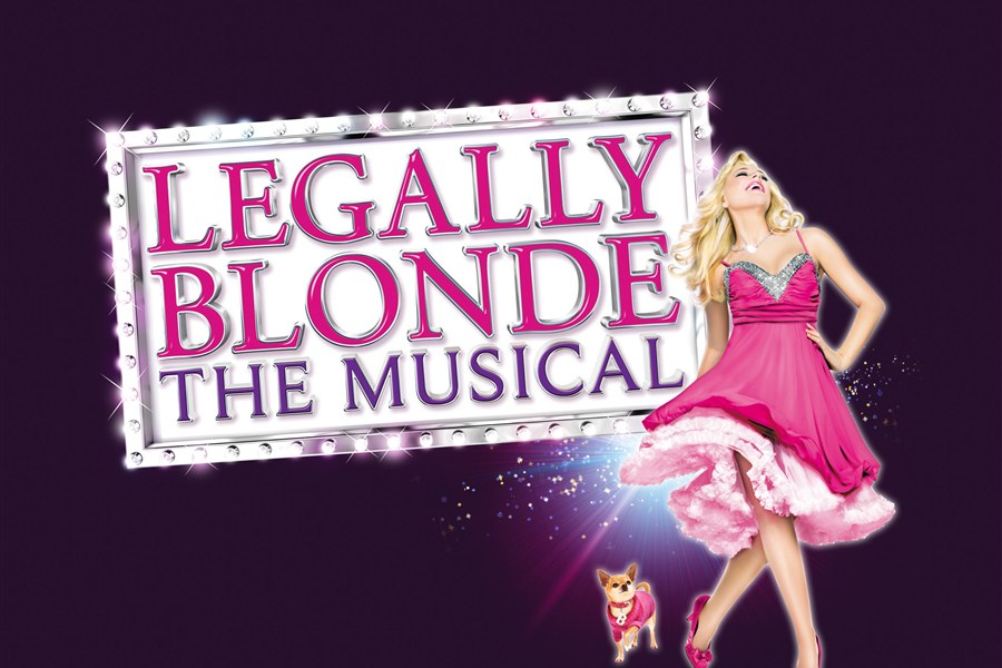 Legally Blonde the Musical | Alhambra Bradford