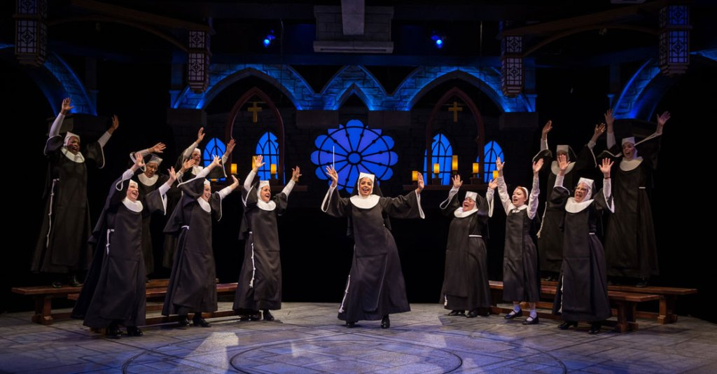 Sister Act the Musical   Alhambra Bradford