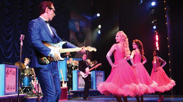 Buddy Holly   Alhambra Bradford