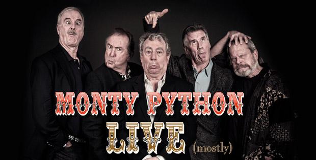 Monty Python Live (mostly) | Live Broadcast