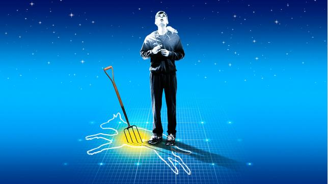 The Curious Incident of the Dog in the Night-time | Leeds Grand