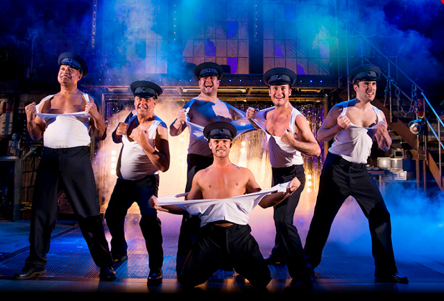 The Full Monty | 2015 Touring Production