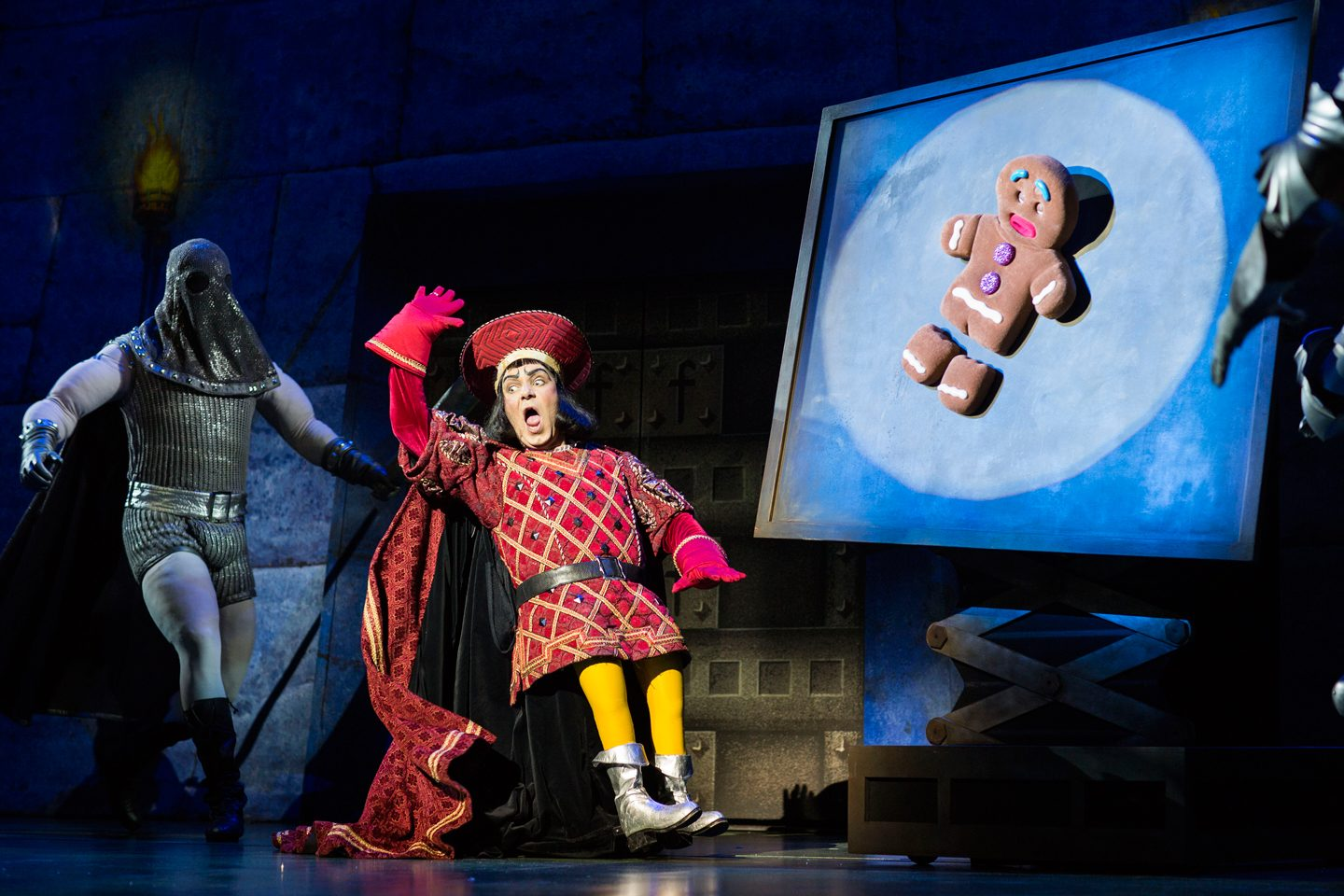 Shrek the Musical lord farquaad