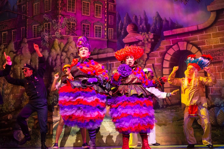 Cinderella panto manchester review
