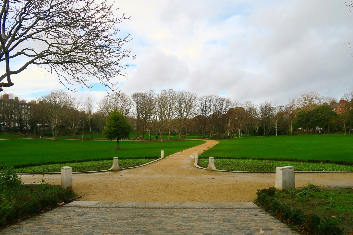 36 hours in Dublin - Merrion Park