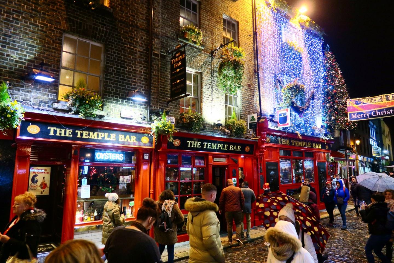 2 days in Dublin - temple bar