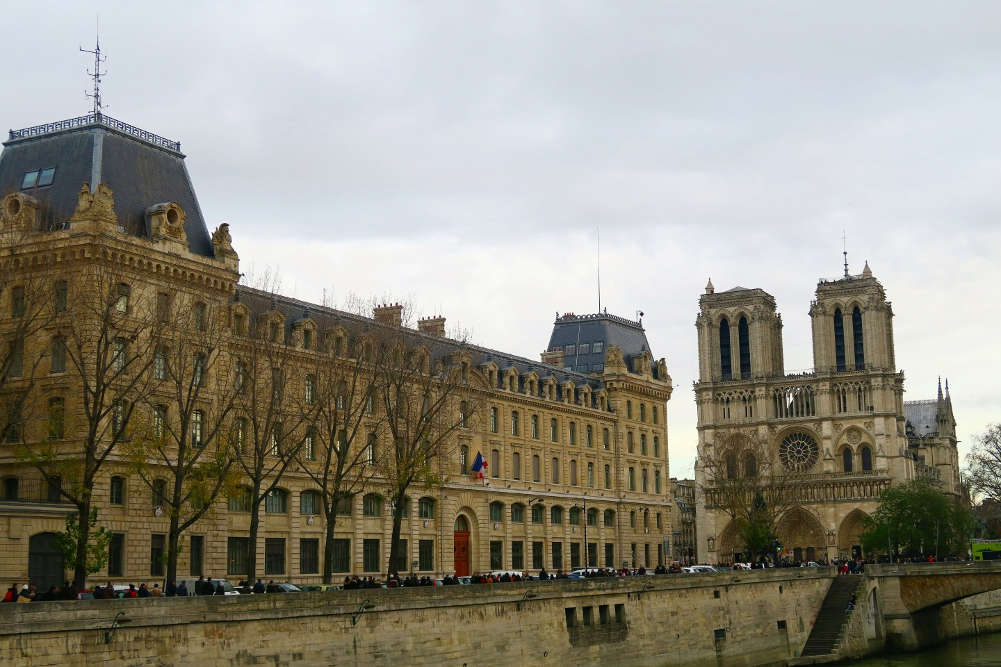 36 hours in Paris - notre dame