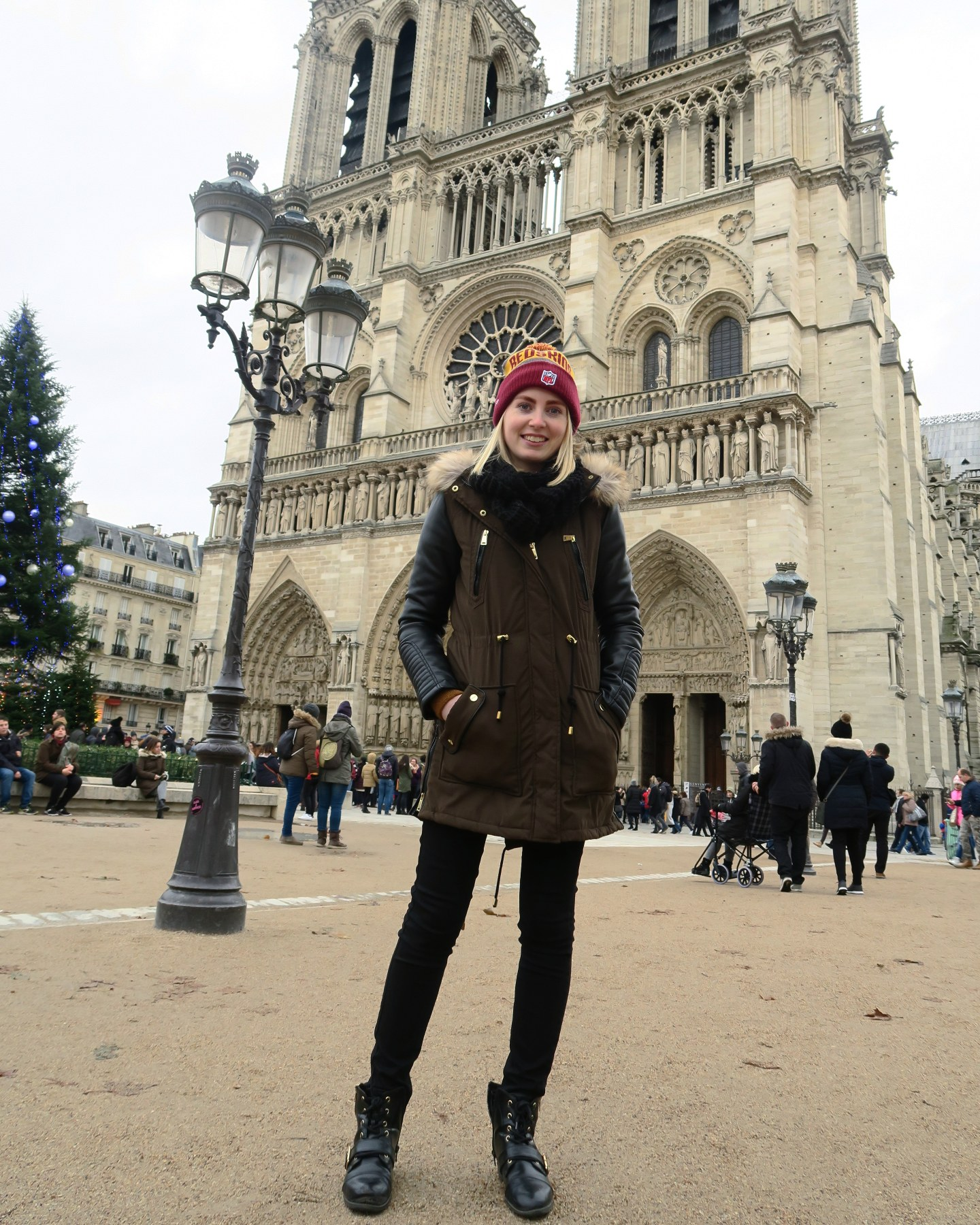 2 days in Paris - notre dame