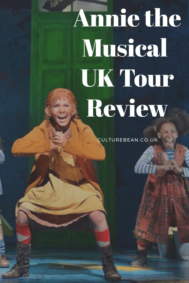 Annie Musical review