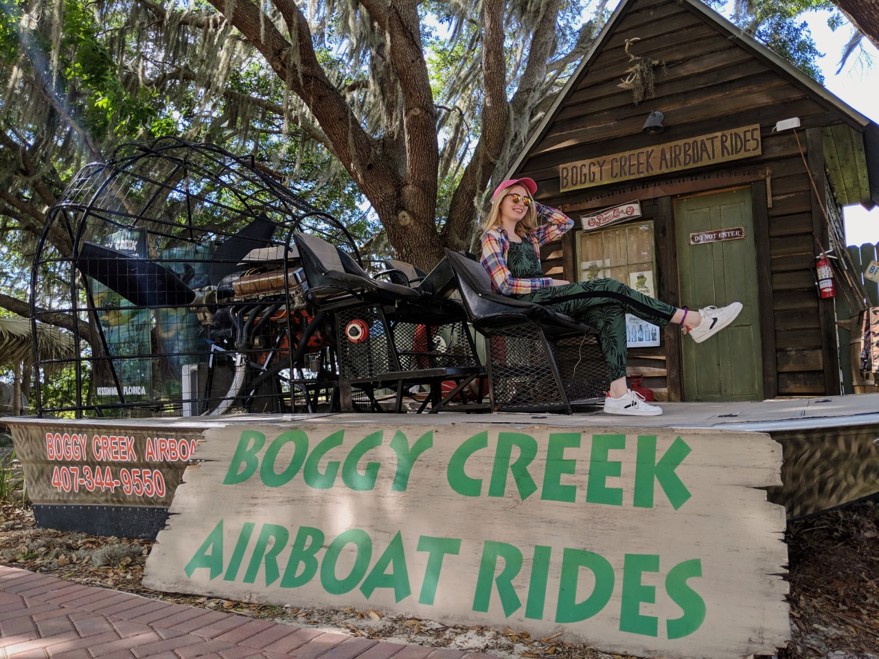 boggy creek airboat rides everglades