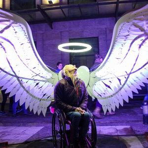 light night leeds angels of freedom