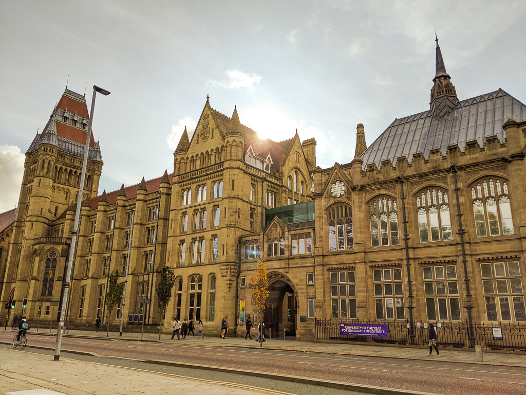 one day in manchester - manchester museum