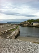 Ballintoy Harbour also stands in as the harbour for the Iron Islands.