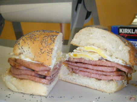 Pork Roll, Egg and Cheese:  A New Jersey Wonder