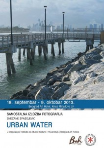 Exhibition of Contemporary Photography - Urban Water