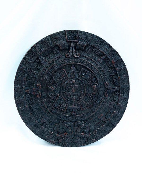aztec calendar, front