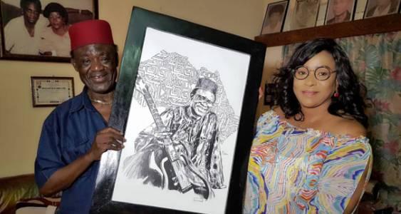 Le poète congolais a décidé de raccrocher sa guitare