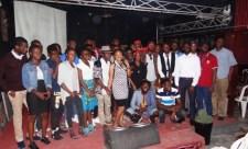 LipopoSlam dans le café théâtre jeunes artistes