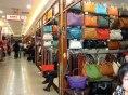 Counterfeit goods at a Beijing market