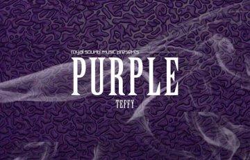 Purple by Teffy
