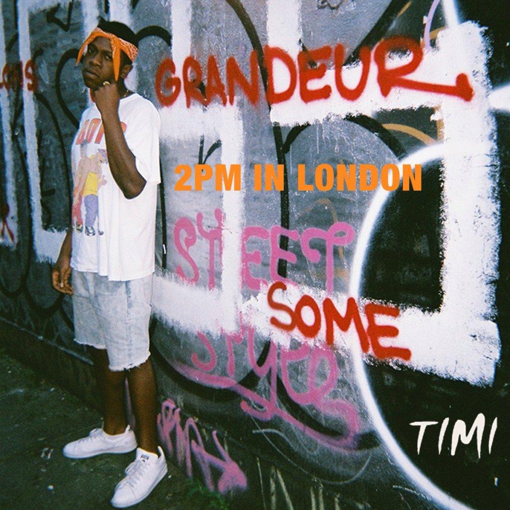 2PM IN London : TIMI