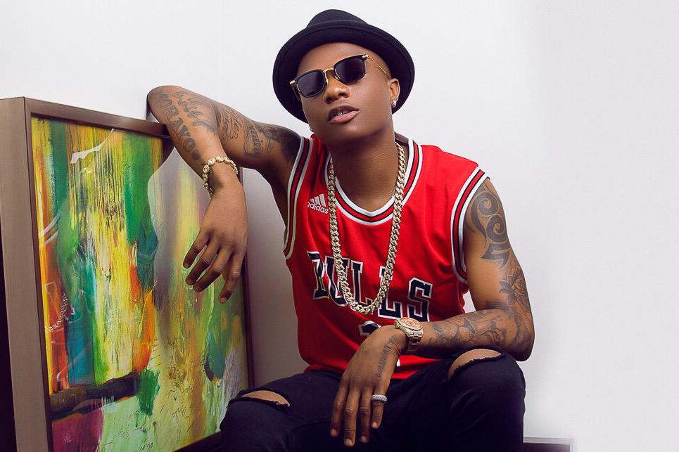 Leaked Music : Hush Up The Silence Feat. Drake - Wizkid