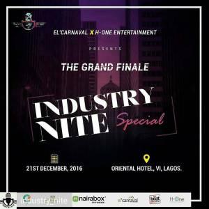 Industry Nite @ Oriental Hotel