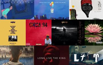 10 Debut Projects from 2016 You Should Listen to featuring GMK, Odunsi The Engine, Tau Benah, Kash, Tim Lyre, The Section, AYLØ, Mafeni, BrisB and Fasina