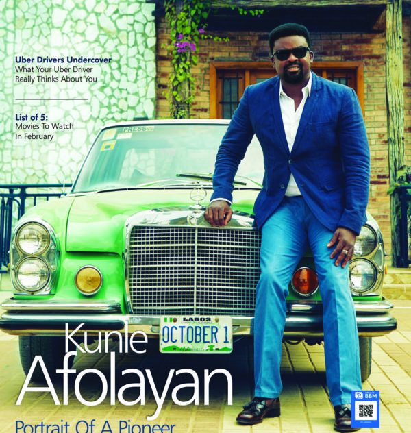 kunle afolayan covers guardians life magazine