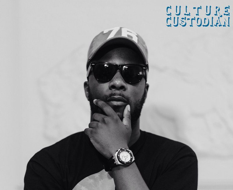 Cultured Conversations With Maleek Berry