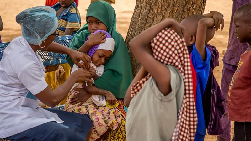 zamfara's governor offers his dumb take on meningitis in nigeria