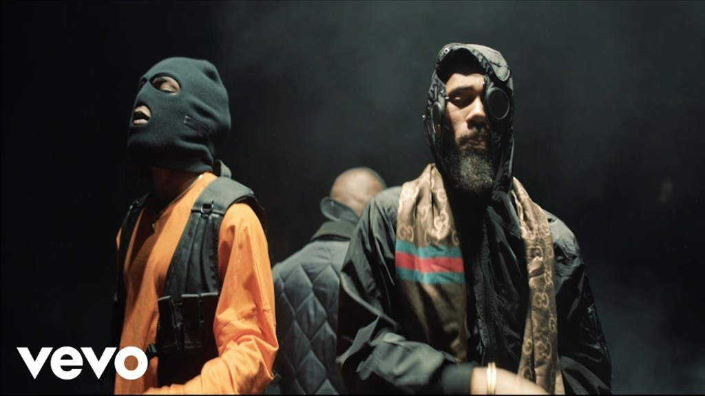 Phyno, MI and Burna Boy in Link Up video