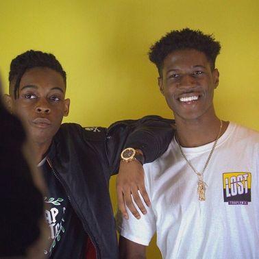 Kash and Xanny of Traplanta