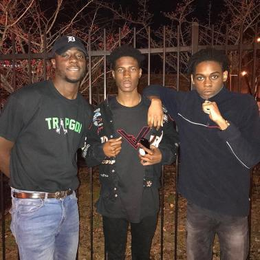 The Section, Xanny and Kash of Traplanta