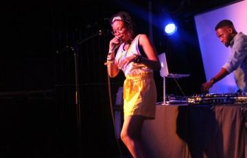 Lady Donli at Nonso Amadi's UK Show