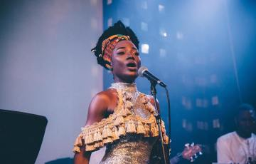 Listen to Efya link up with Maleek Berry on her new track, Until The Dawn
