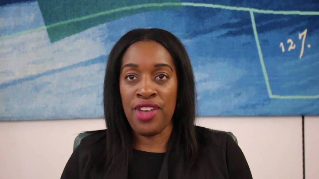 Kate Osamor, MP of Edmonton, Secured 71.48% of vote. (Labour)