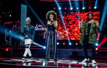Nasty C and Runtown Reconnect on Coke Studio Africa's Said