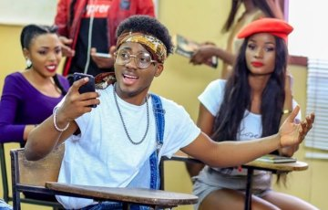 Korede Bello Is All About Love, Positivity and Unity on 2Geda