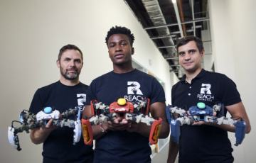 Silas Adekunle is Impacting World Robotics Scene One Robot At A Time