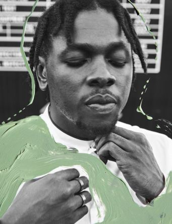Runtown Covers FV-Magazine with Adonis Bosso