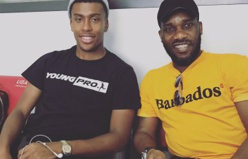 Prepare for Nigeria's World Cup bid with this Jay Jay and Iwobi Interview