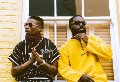 Wizkid Hops On The Latest Remix To Afro B's Drogba