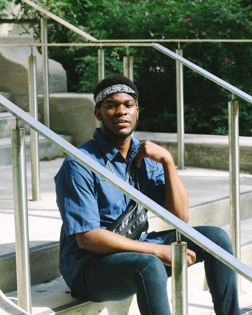 Nonso Amadi Makes A Return To The Speakers With No Crime