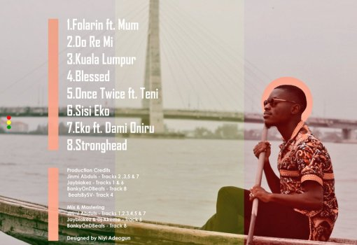 Here's The Tracklist For Jinmi Abdul's Upcoming EP