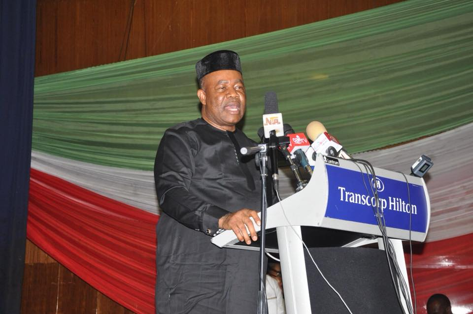 Godswill Akpabio Expected To Leave PDP For APC In Coming Days
