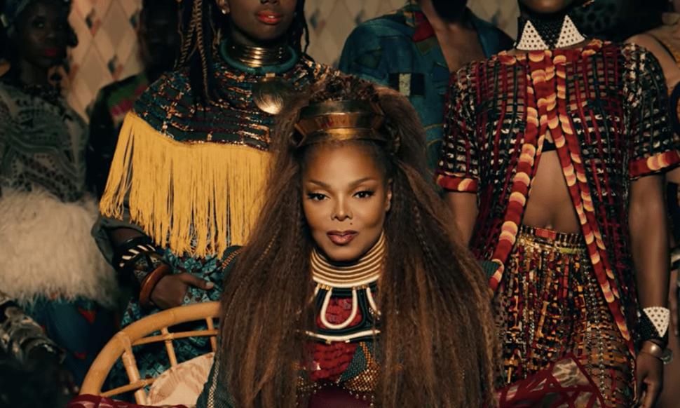 Janet Jackson Appropriates The Yoruba Culture In New Single